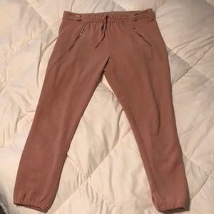 Pants - Pink Blush Maternity Joggers